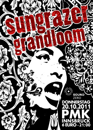SUNGRAZER(NL) & GRANDLOOM(DE)hosted by Sound Zero