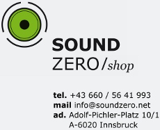 Sound Zero Records Innsbruck